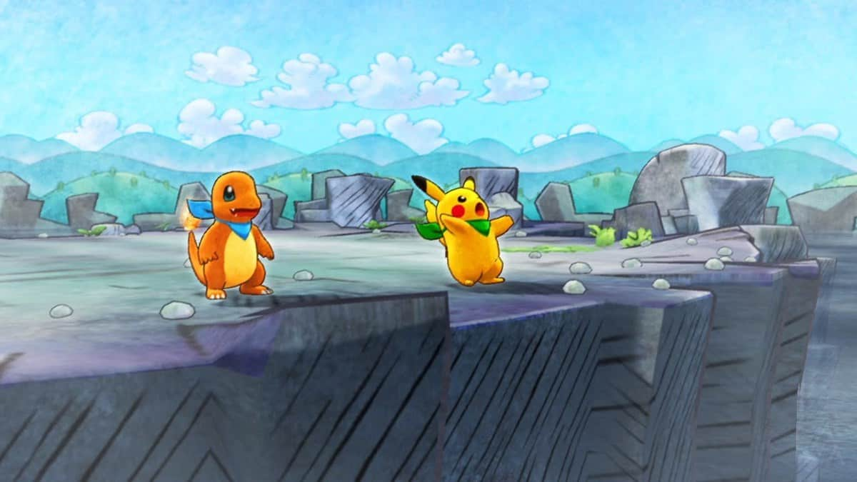 Pokemon Mystery Dungeon DX Mt Steel Walkthrough