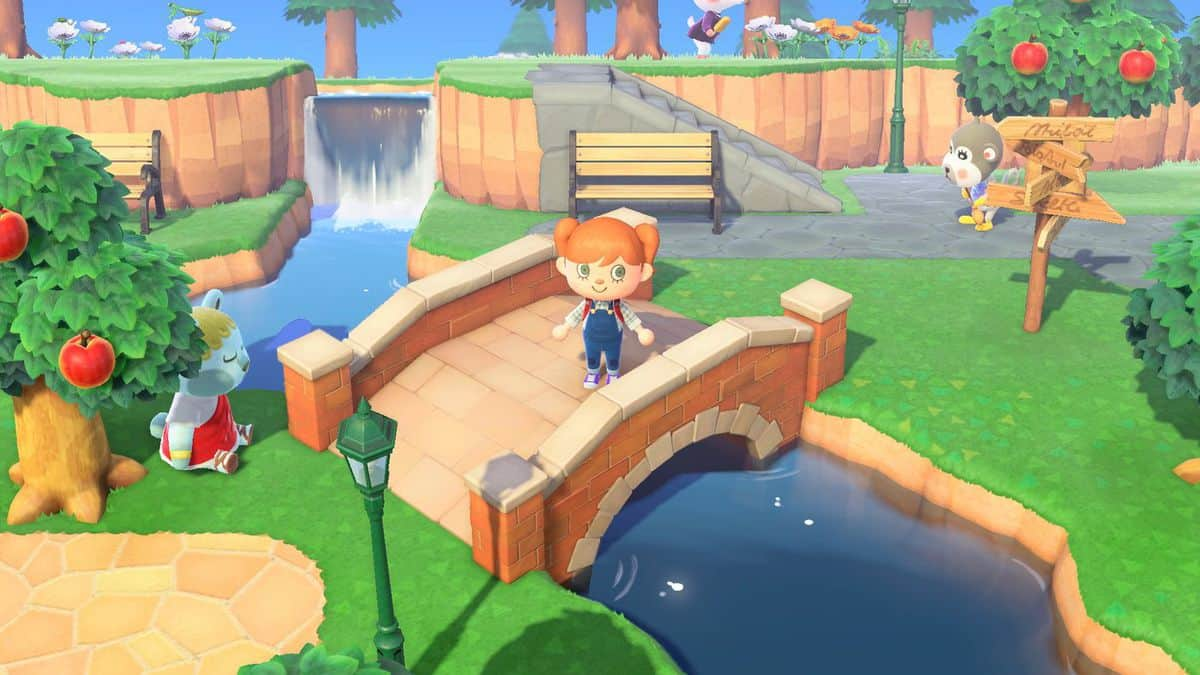 Animal Crossing New Horizons Shops and Facilities Guide