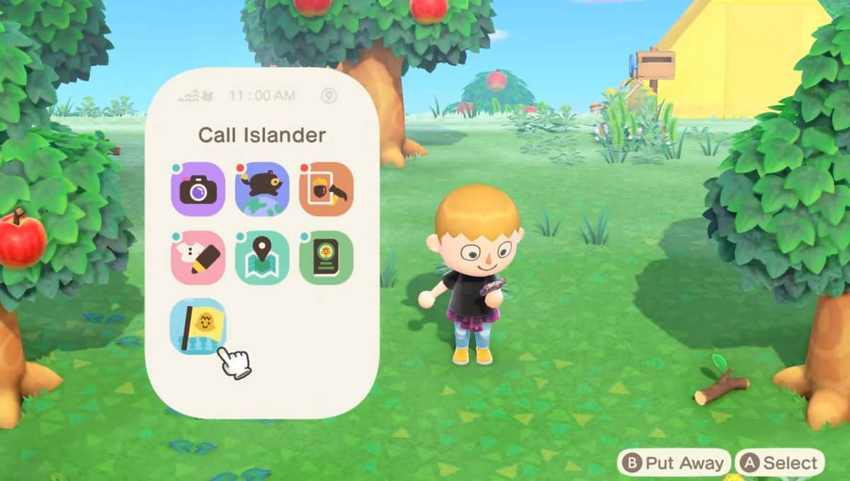 Animal Crossing New Horizons Nook Phone Guide