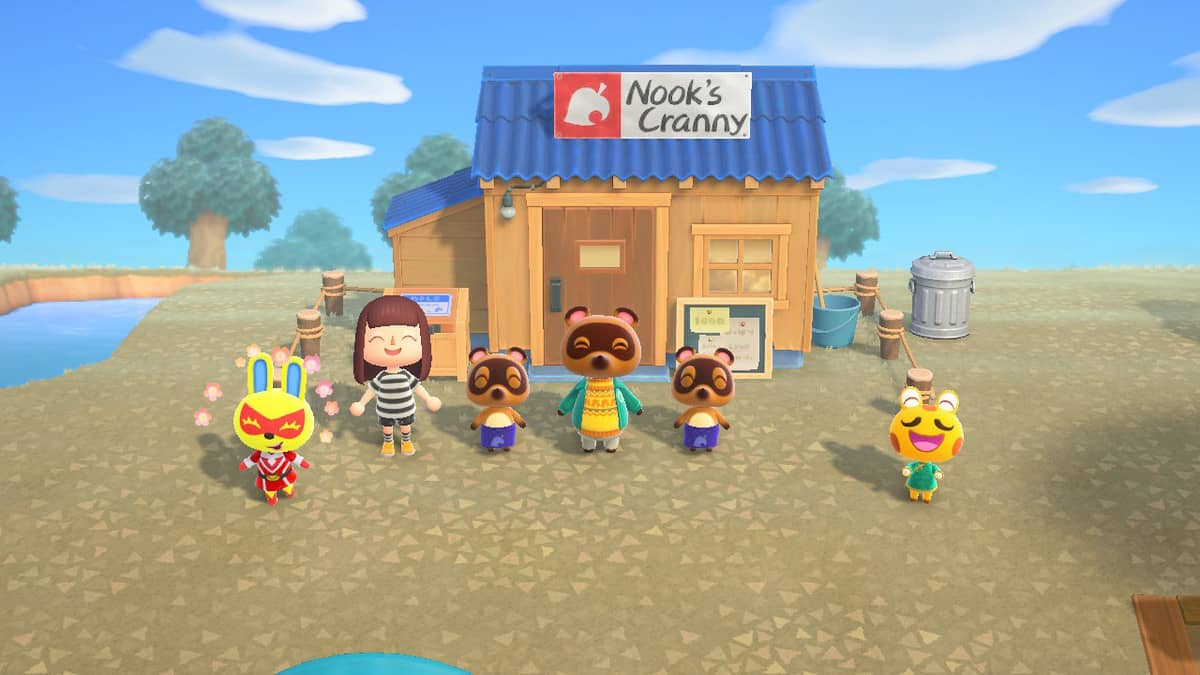 Animal Crossing New Horizons Nook's Cranny Guide