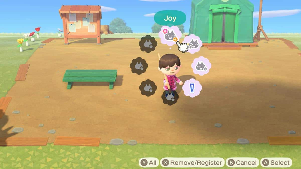 How to Unlock Reactions in Animal Crossing New Horizons