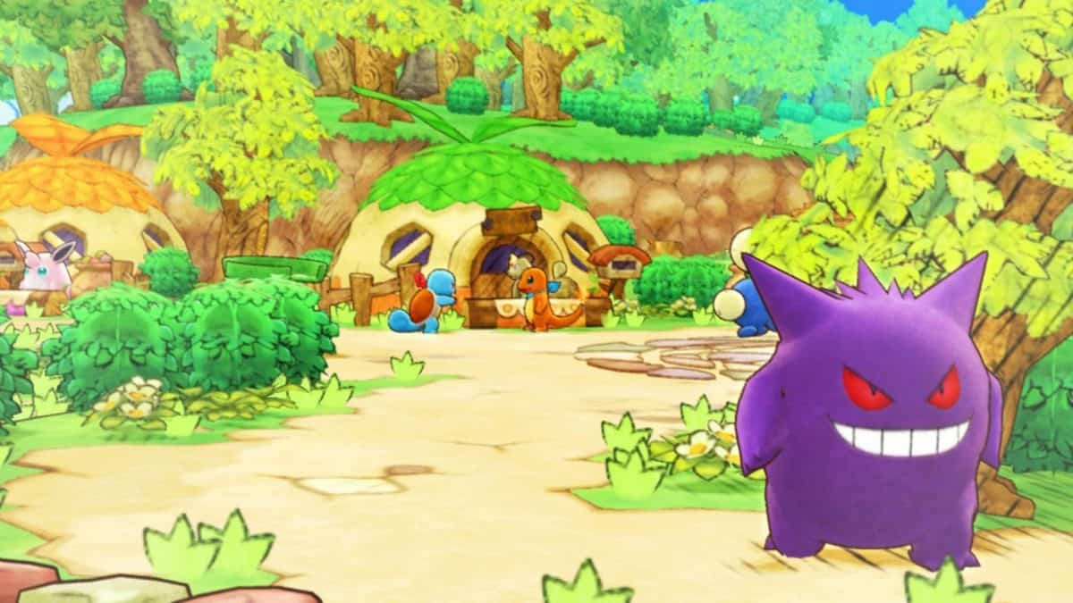 Pokemon Mystery Dungeon DX Rescue Team Camps Guide