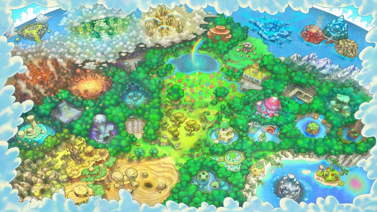 Pokemon Mystery Dungeon DX Rescue Team Rank Guide