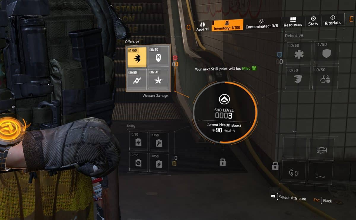 How To Earn SHD Levels in The Division 2 Warlords of New York