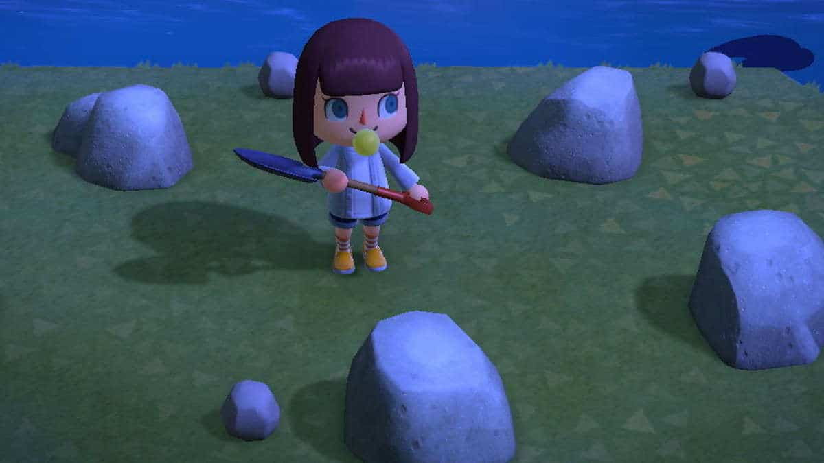 How to Get the Shovel in Animal Crossing New Horizons