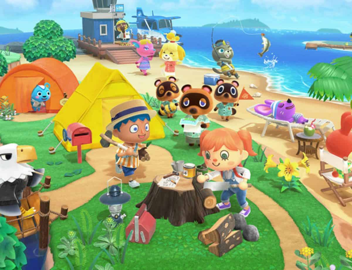 Animal Crossing New Horizons Starting Villagers