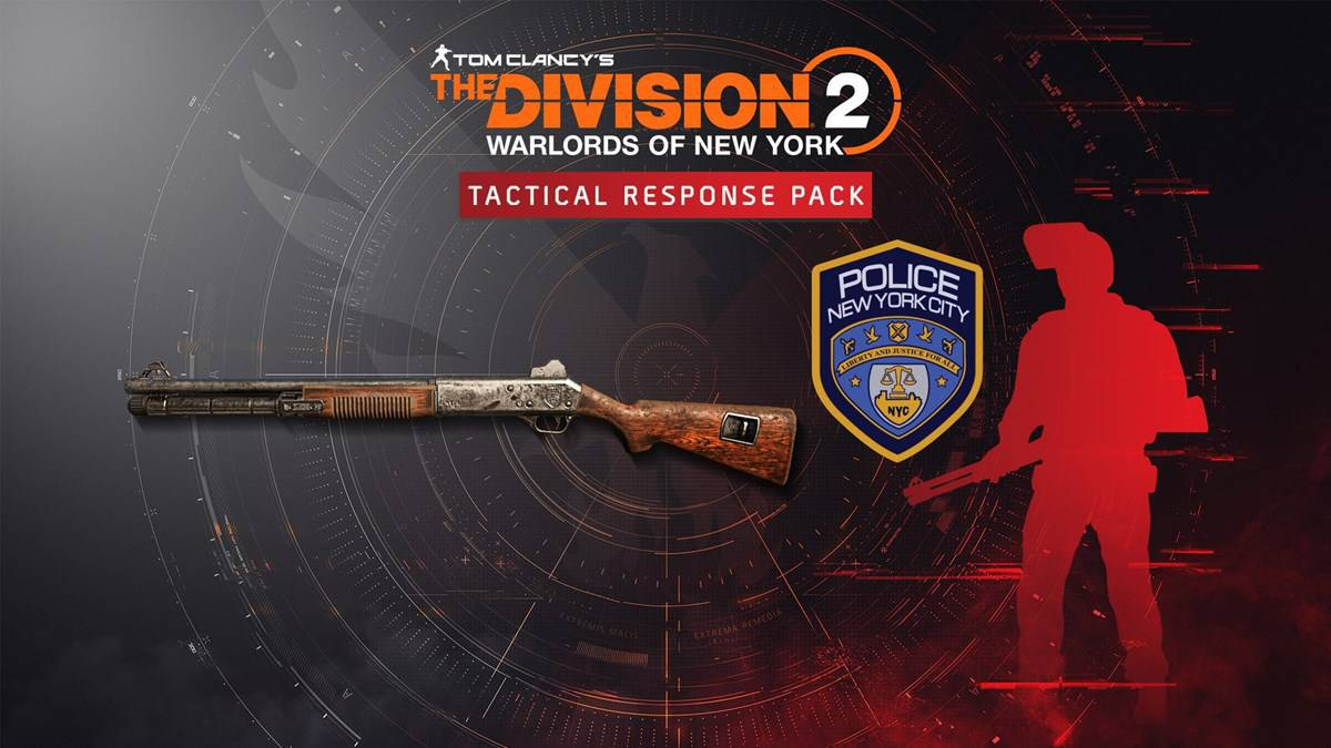 How to Get Tactical Response Outfit and Enforcer Shotgun in The Division 2 Warlords of New York