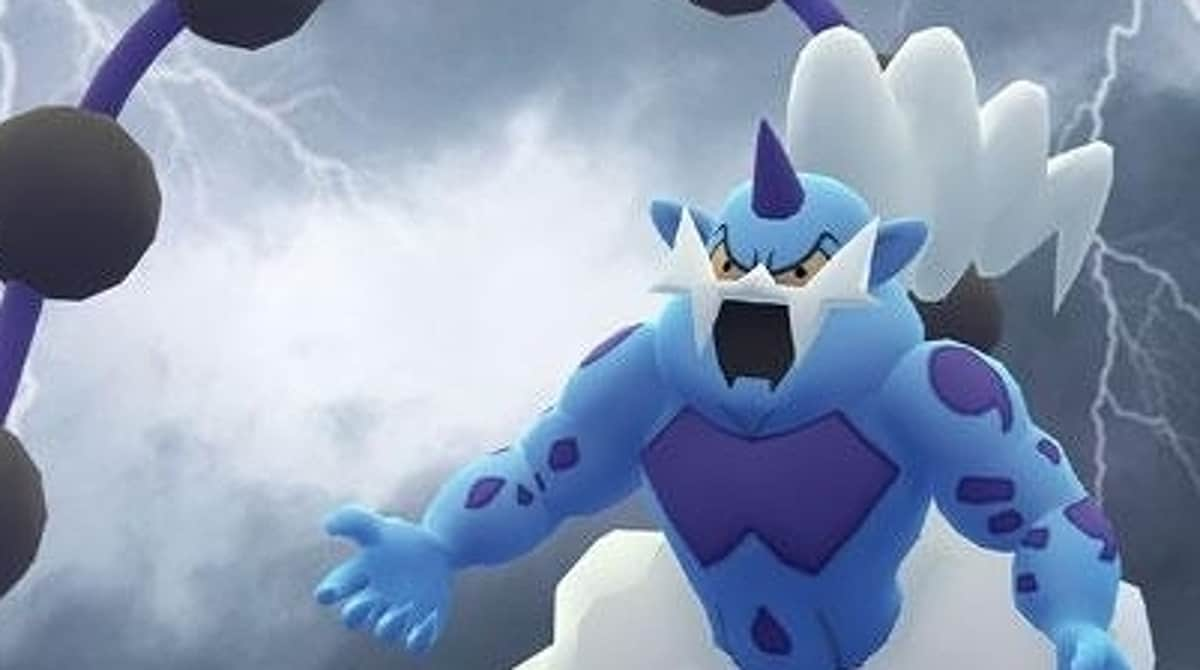 Pokemon Go Thundurus Raid Counters Guide
