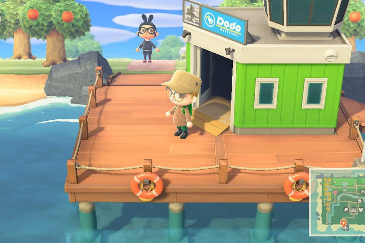 How to Visit a Friend in Animal Crossing New Horizons