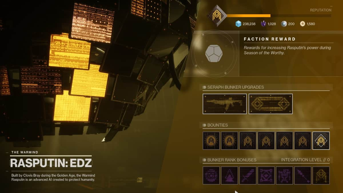 How to Get Encrypted Warmind Bits in Destiny 2