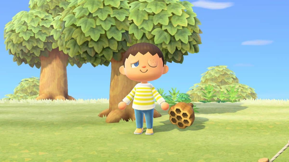 How to Cure Wasp Stings in Animal Crossing New Horizons