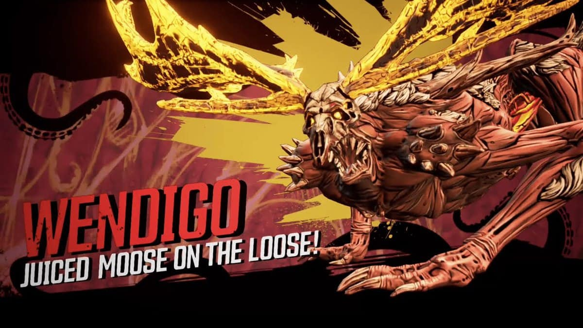 Borderlands 3 Wendigo Boss Guide