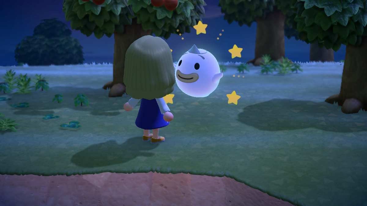 How to Find Wisp's Spirits in Animal Crossing New Horizons