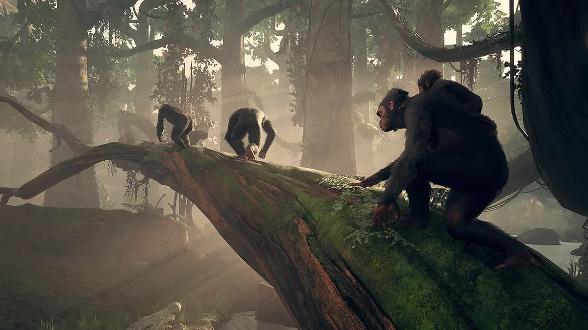 "Ancestors: The Humankind Odyssey's Sequel ""Done"" On Paper, Will Still Be Difficult"