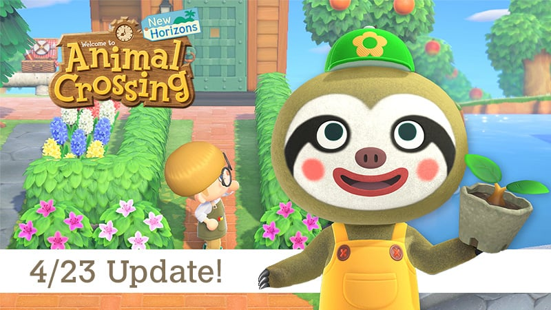 Animal Crossing: New Horizons Update 1.2.0 Released, New Seasonal Events