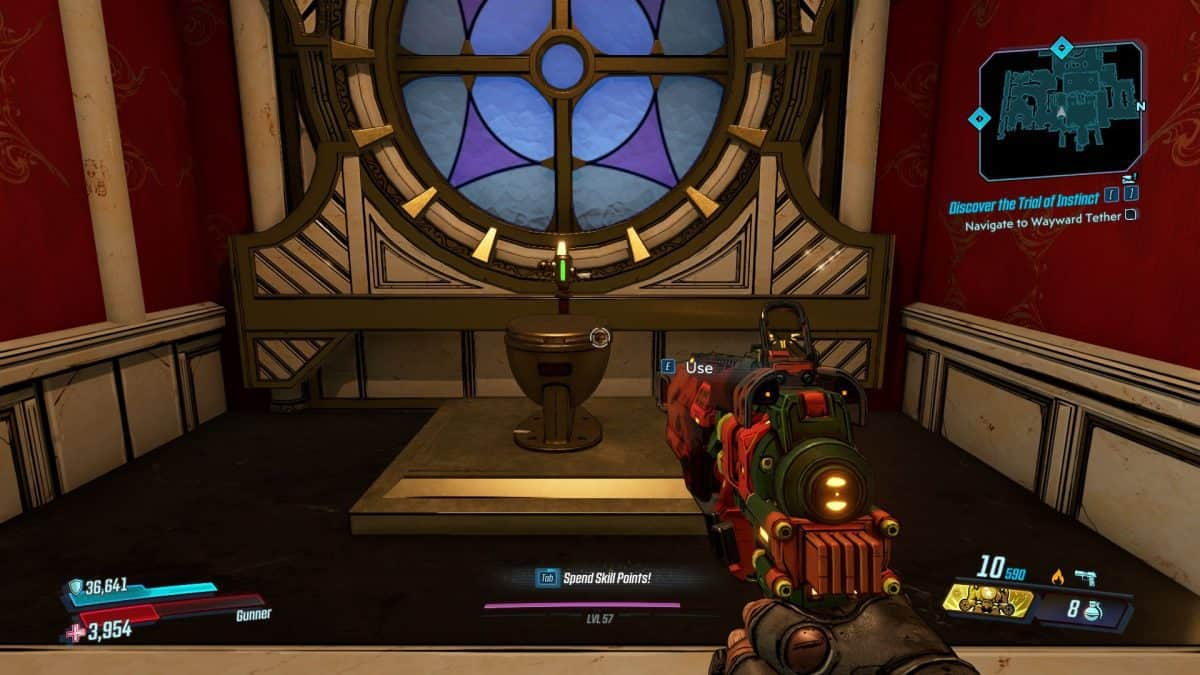 Borderlands 3 Revenge of the Cartels Gold Toilet Locations Guide