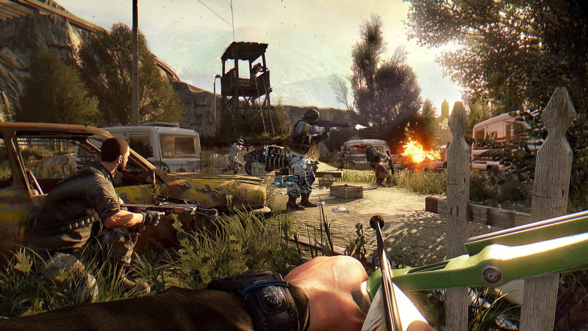 Dying Light Update 1.25 Is Out, Balance Iterations In Be The Zombie