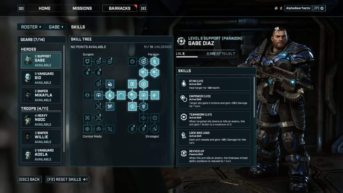 Gears Tactics Act 3 Chapter 6 Vantage Point Walkthrough