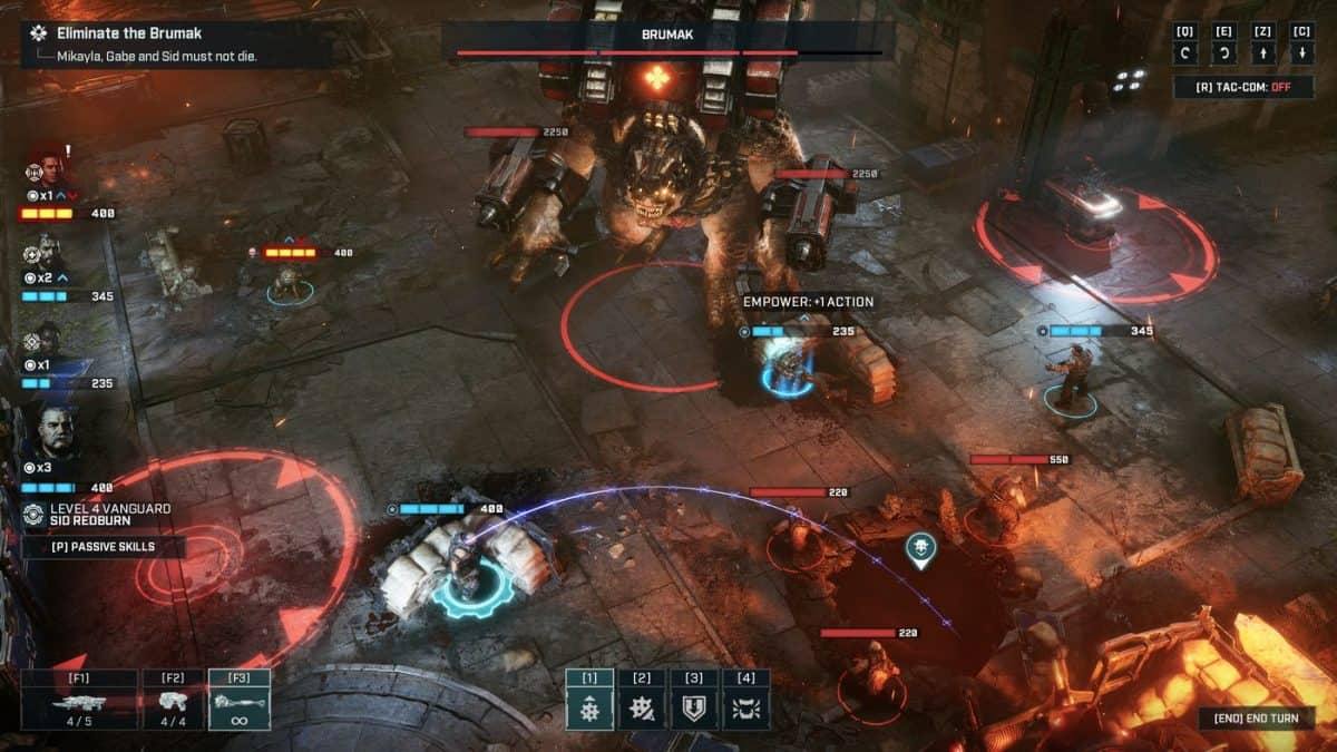 Gears Tactics Combat Tips and Tricks