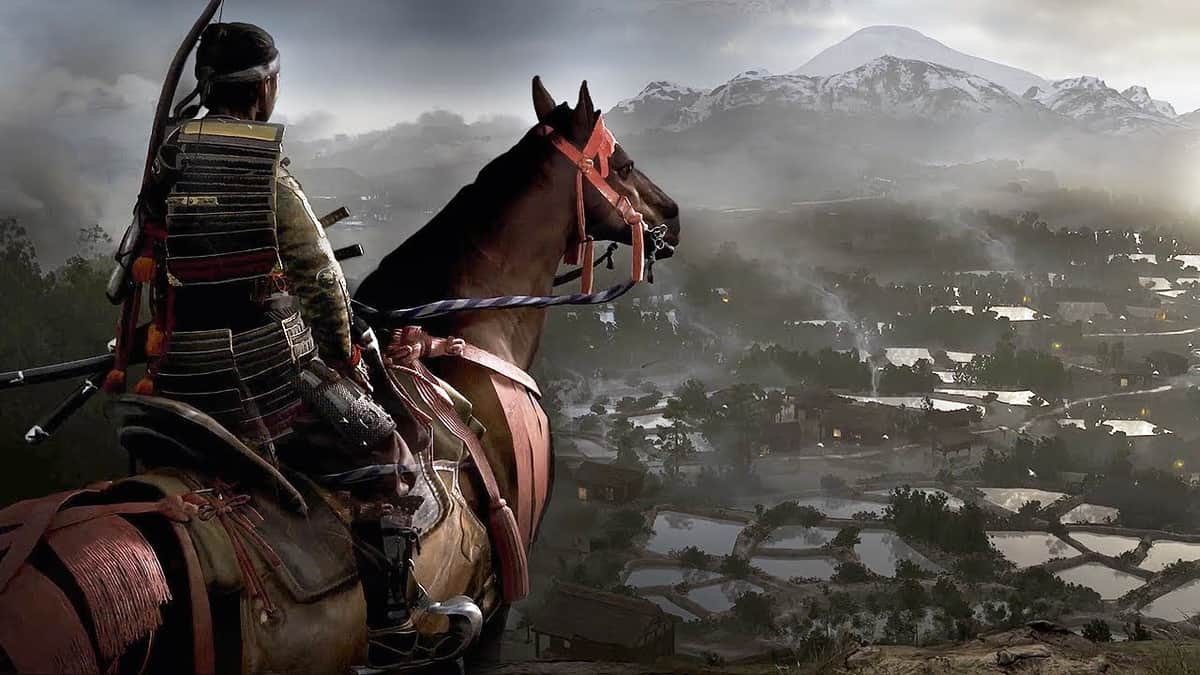 Ghost of Tsushima File Size Requires 50GB Minimum