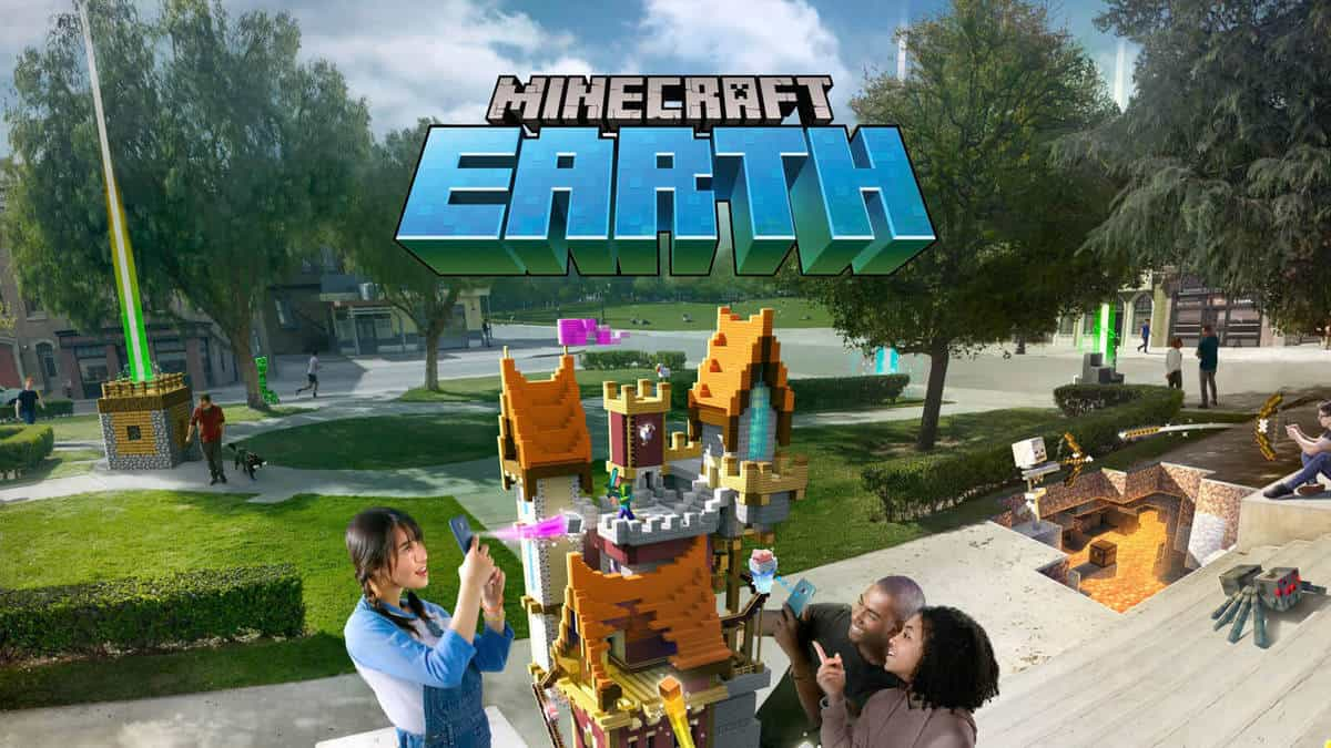 Minecraft Earth R16 Update Is Live, Buildplate Sharing