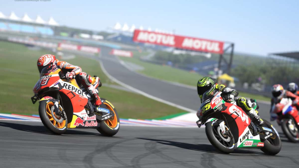 MotoGP 20 Update 1.08 Is Out, Updated Physics
