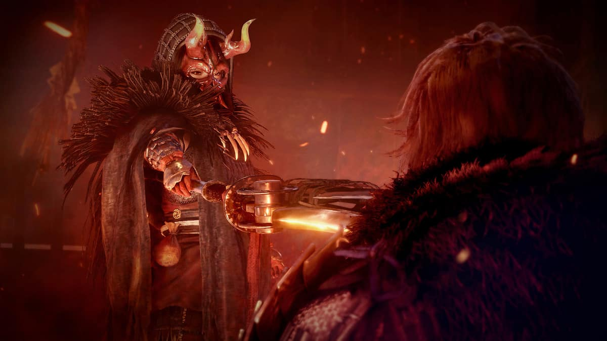 Nioh 2 Update 1.08 Released, Adjustments And Bug Fixes