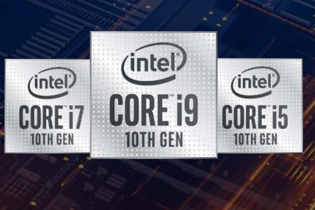 Intel Comet Lake 10th Gen