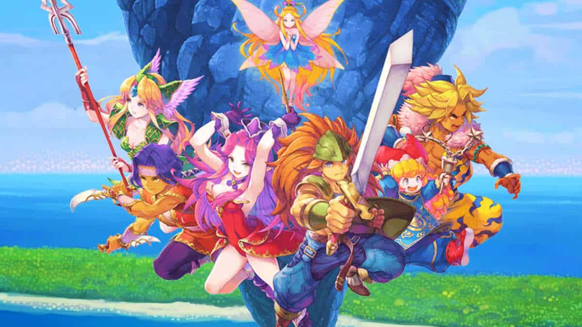 Trials of Mana Best Party Combinations