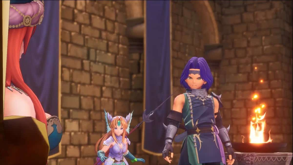 Trials of Mana Laurent Citadel Walkthrough