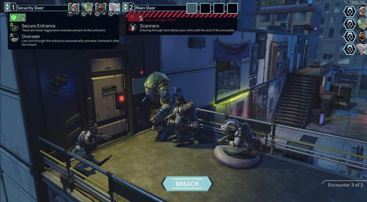 XCOM Chimera Squad Difficulty Settings Guide