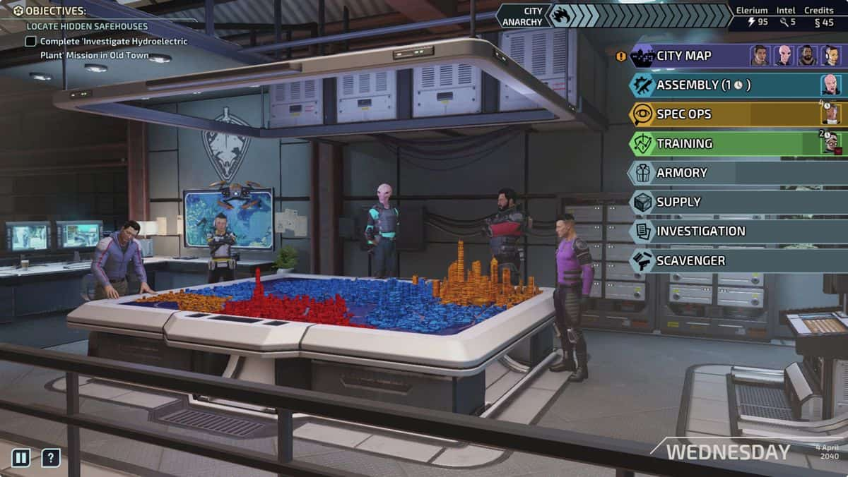 XCOM Chimera Squad Field Office Guide