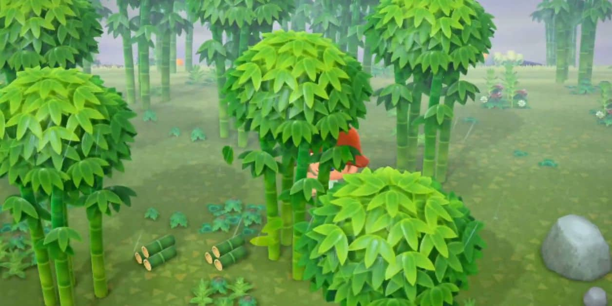 Animal Crossing New Horizons Bamboo Piece Recipes List