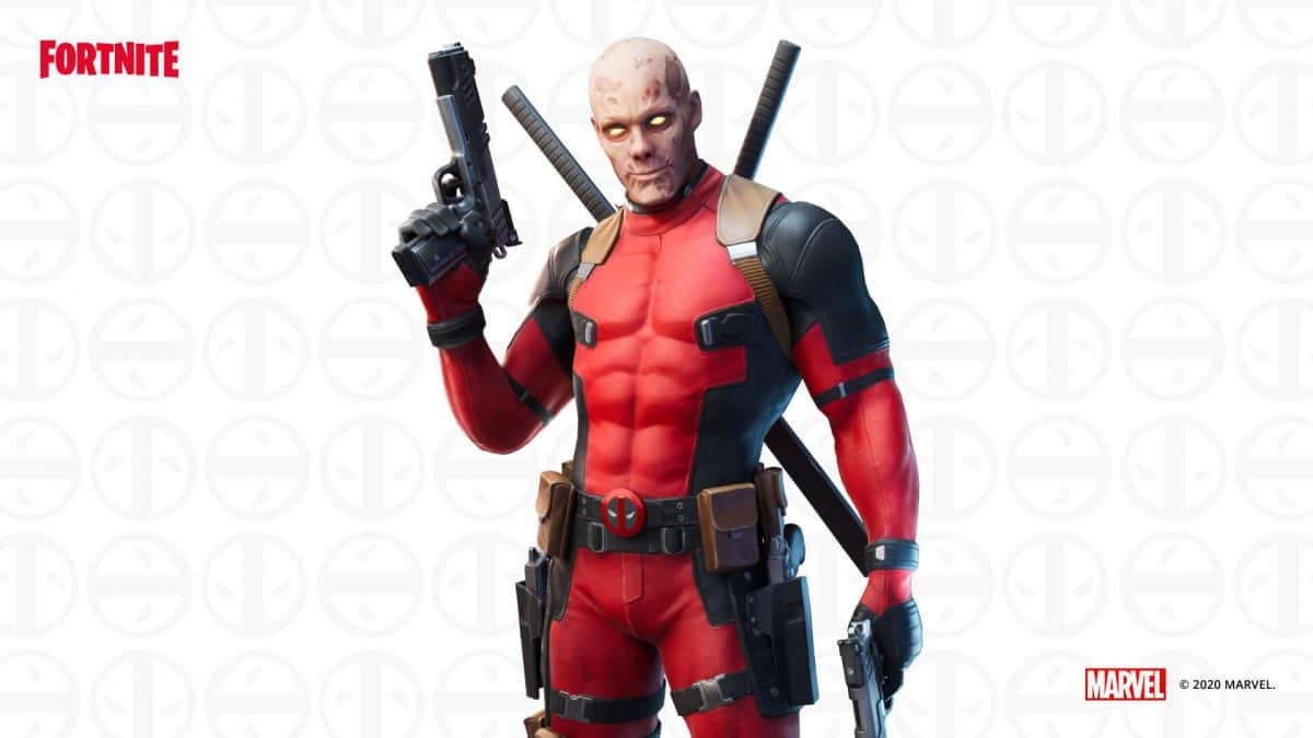 How to Get Deadpool Unmasked Skin in Fortnite