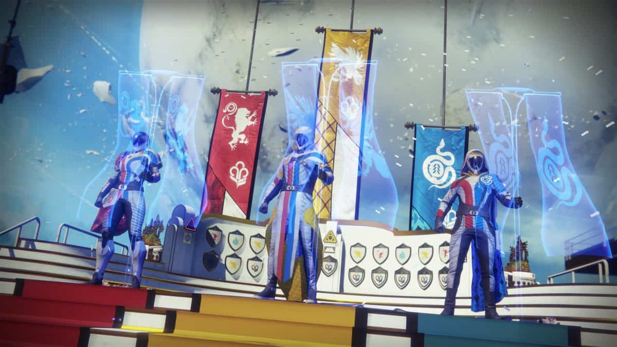 How to Get Guardian Games Medals in Destiny 2