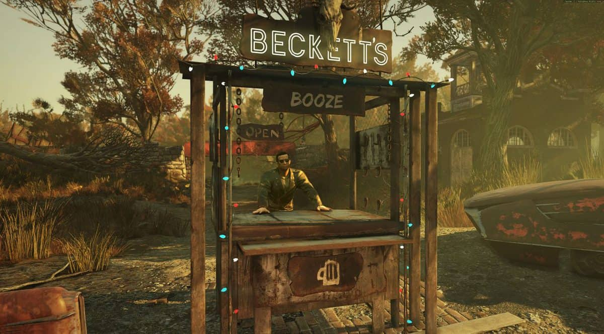 Fallout 76 Wastelanders Ally: Needs of the Many Walkthrough