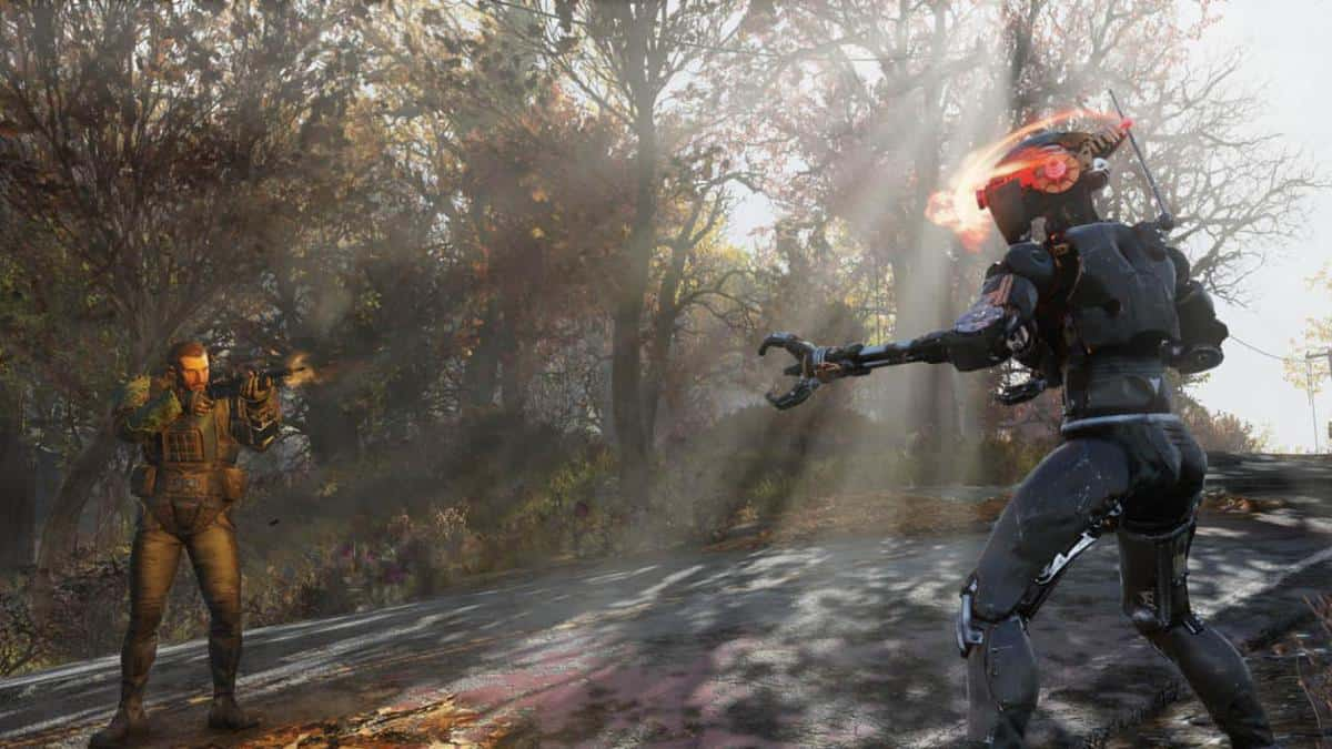 How to Get the Final Word Machine Gun in Fallout 76 Wastelanders