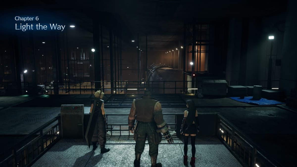 Final Fantasy 7 Remake Chapter 6: Light the Way Walkthrough