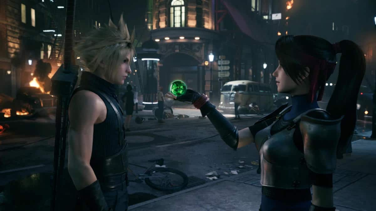 Final Fantasy 7 Remake Magic Materia Locations, Upgrades and Effects