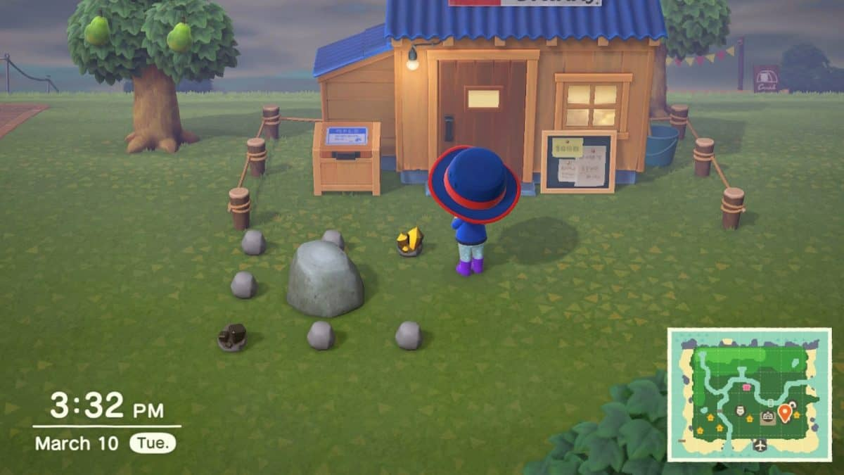 Animal Crossing New Horizons Gold Nugget Recipes List