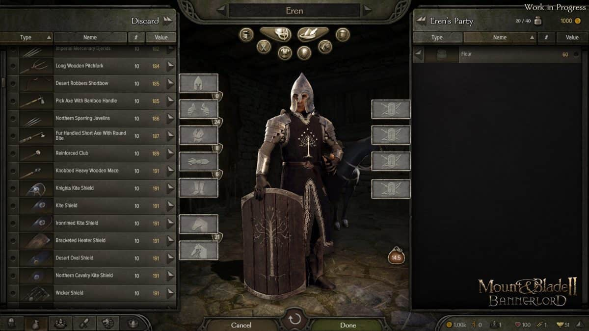 Mount and Blade 2: Bannerlord Best Mods