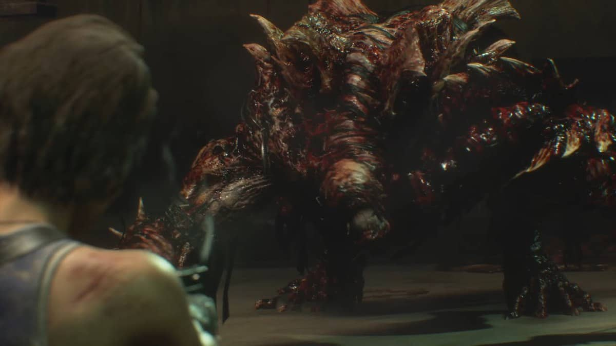 Resident Evil 3 Remake Nemesis Boss Tips