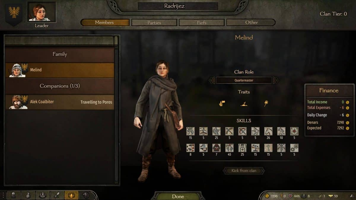 How to Increase Party Size in Mount and Blade 2: Bannerlord