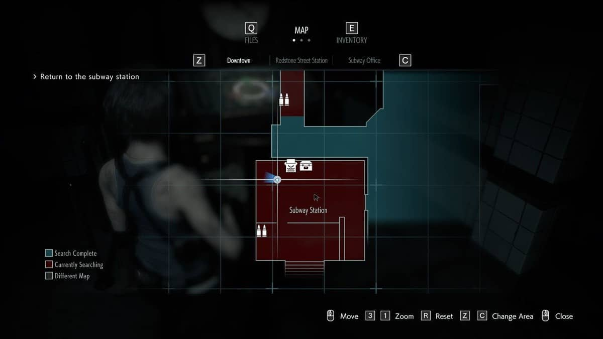 Resident Evil 3 Remake Hip Pouch Locations Guide Segmentnext