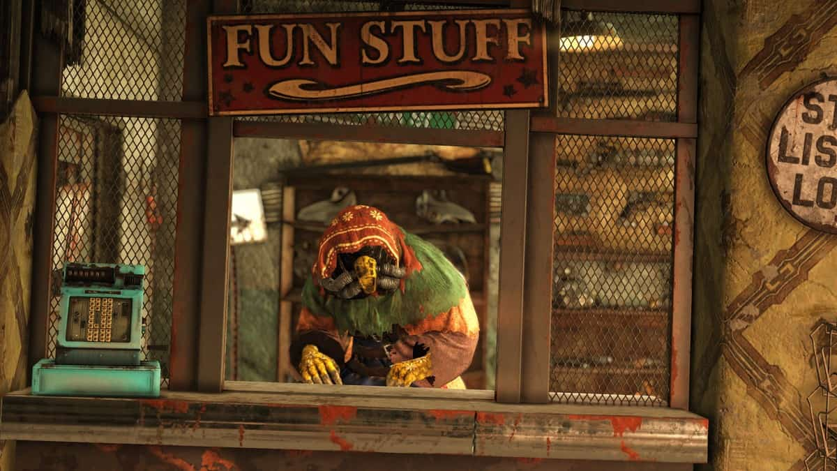 Where to Find Purveyor in Fallout 76 Wastelanders