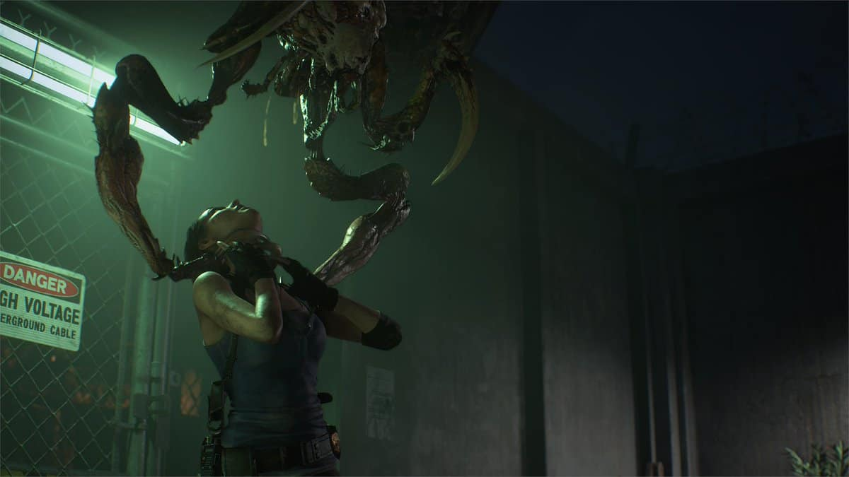 How to Remove the Parasite Status Effect in Resident Evil 3 Remake