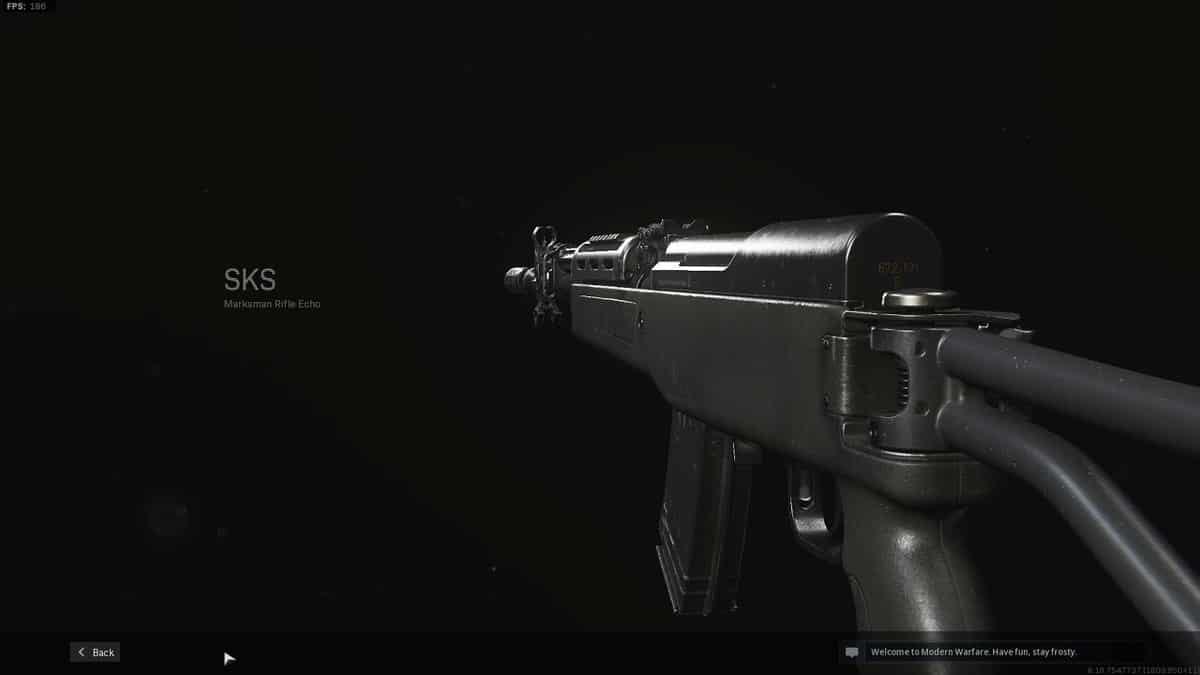 How to Unlock the Renetti and SKS in Call of Duty Modern Warfare