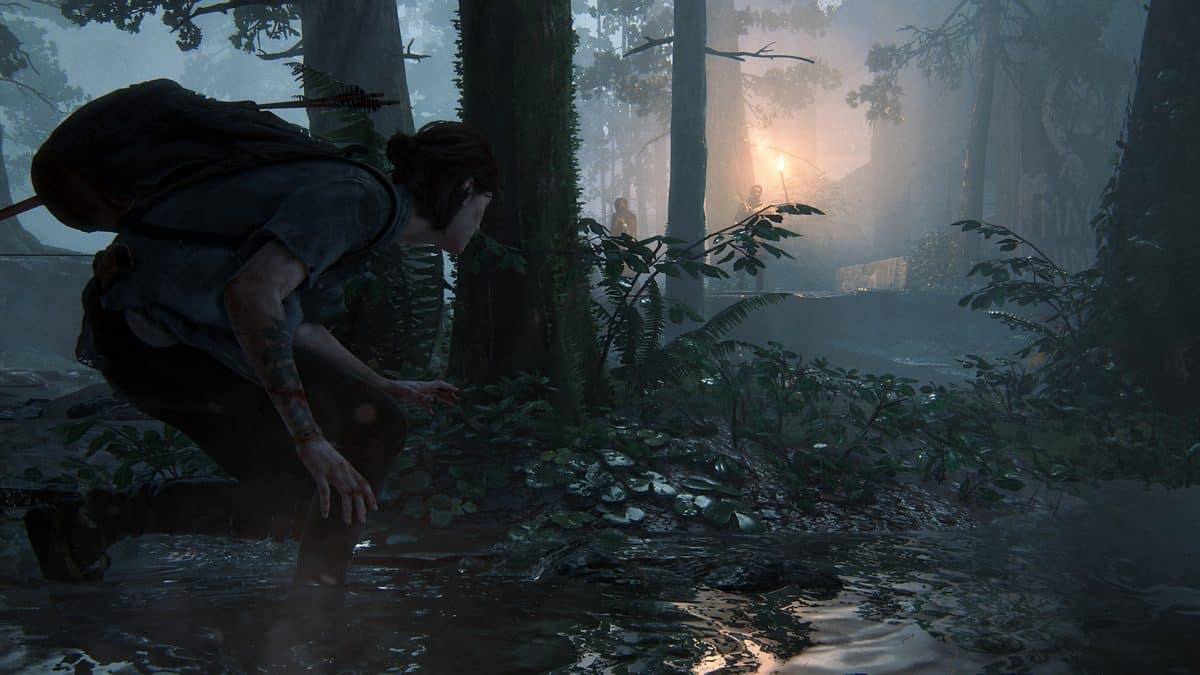The Last Of Us 2 File Size 78GB, Not 100?