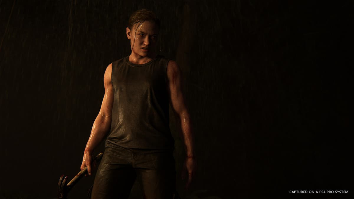 The Last of Us 2 Campaign Initially Started With Abby As A Playable Character