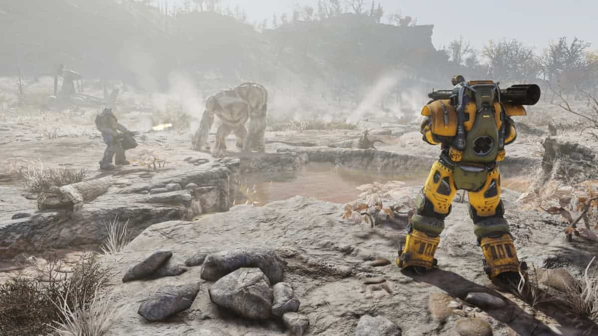 How to Get Vault Steel Scrap in Fallout 76 Wastelanders